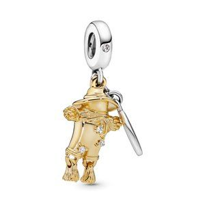 Pandora Guardian Scarecrow Dangle Charm